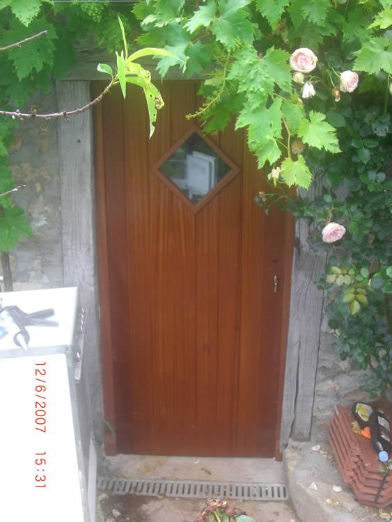 Menuiserie  MCA,ossature bois, menuiserie et charpente artisanale